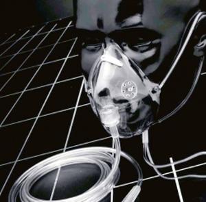 Kyslíková maska GCR101205